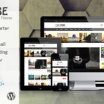 Wordpress Theme BeeTube