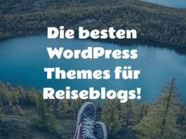 Wordpress Themes für Reiseblogs