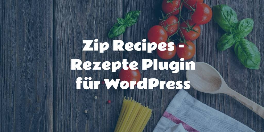 Zip Recipes