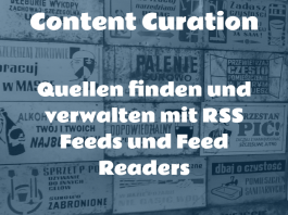 Content Curation mit RSS Feeds
