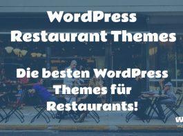 WordPressRestaurant Theme