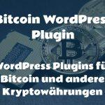 Bitcoin WordPress Plugin