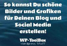 Grafiken und Bilder für Blogs