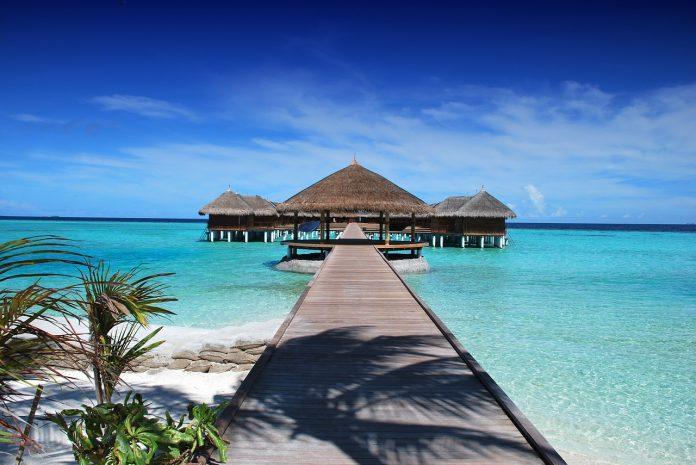 Überwasser Bungalow Malediven